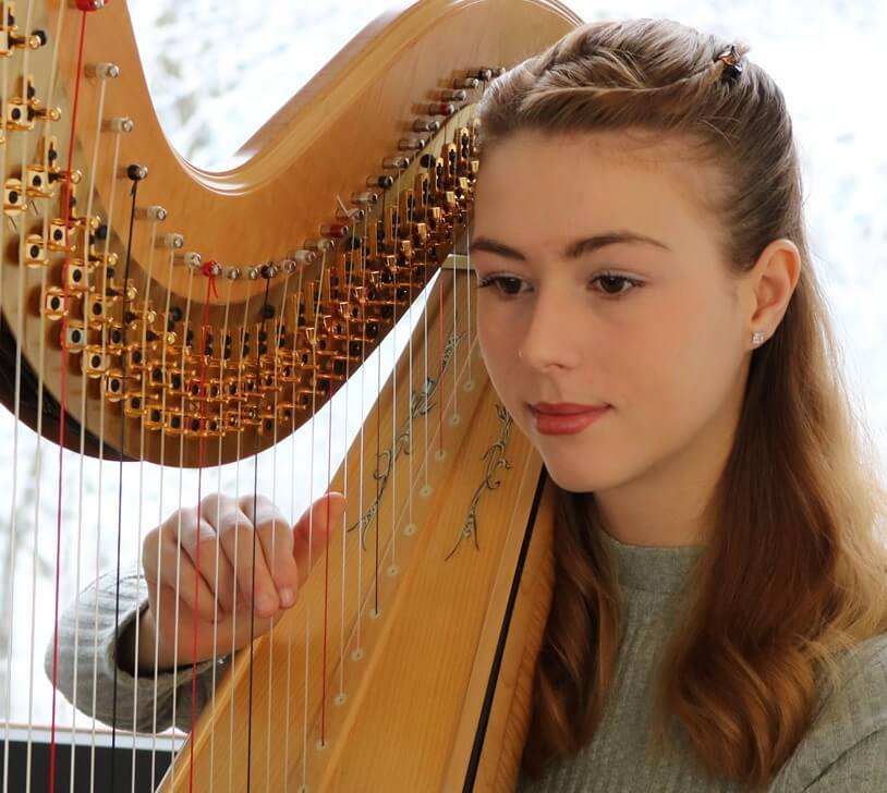 Roediger Andrina, Harfe 1
